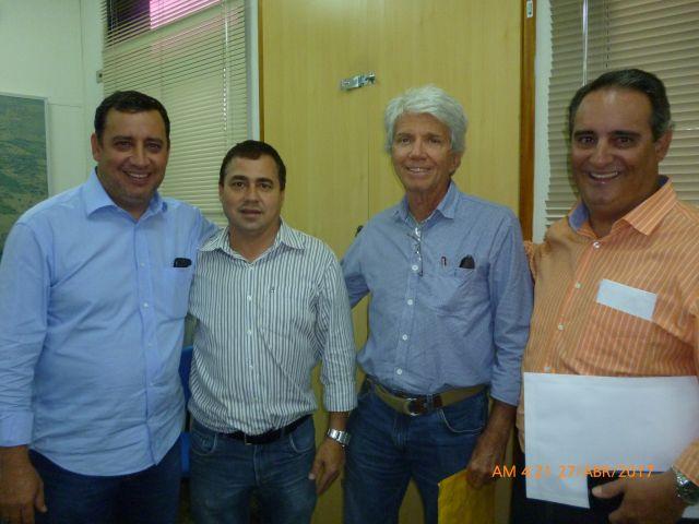 Governo do Estado e Prefeitura trabalhando juntos por Aquidauana