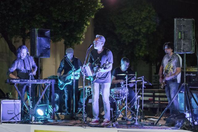 Feira da Estação trouxe clássicos do pop rock e rock de MS para Aquidauana