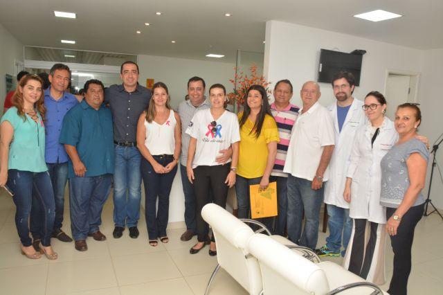 Hospital Funrural de Aquidauana recebe aparelhos modernos para exames bioquímicos