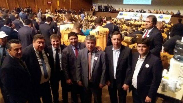 Prefeito de Aquidauana participa em Brasília de mobilização pela liberação de recursos