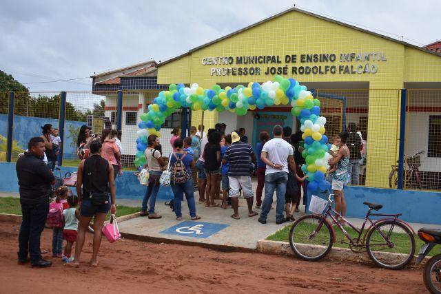 Animação, expectativa e alegria marcam o início do ano letivo na Rede Municipal de Aquidauana