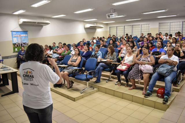 Assistencia Social de Aquidauana promove açoes de combate a exploração e ao abuso sexual infantil