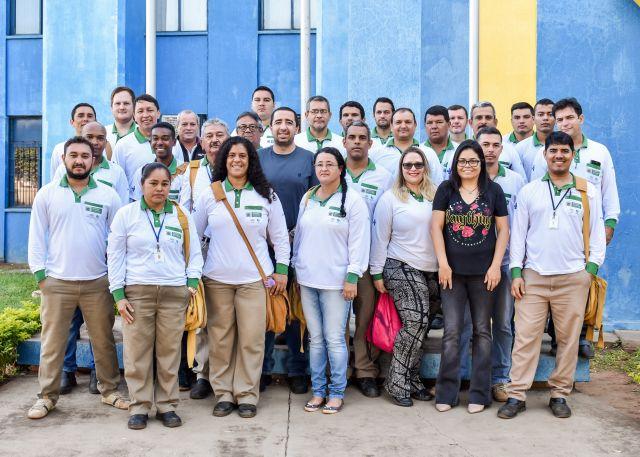 Equipe de Controle de Vetores recebe moção de elogios pelas atividades desenvolvidas em Aquidauana