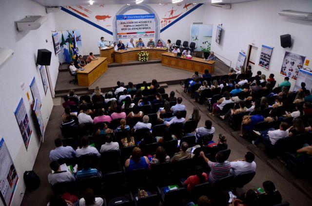 GESAU inicia II Fórum Municipal da Atenção Básica
